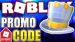 [PROMO CODE] HOW TO GET THE FULL METAL TOP HAT | Roblox