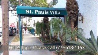 St Paul S Villa San Diego Ca