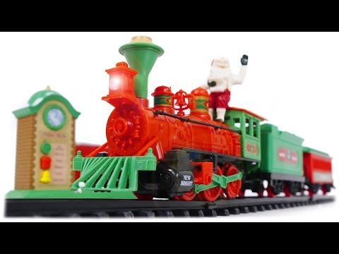 Holiday Express Christmas Train 2016
