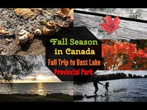 Fall color in Canada / Fall season in Canada