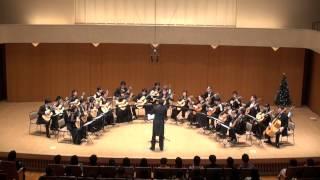 [HD] Souvenir de Florence, Op.70, III. Allegretto moderato - Shin-Nihon Guitar Ensemble