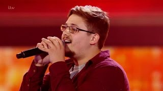 The X Factor UK 2015 S12E11 6 Chair Challenge - Guys - Che Chesterman Full Clip