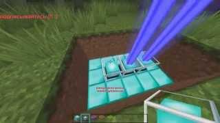 Как сделать радужный маяк в Minecraft