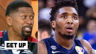 Jalen Rose reacts to Team USA's 2019 FIBA World Cup elimination | Get Up Video