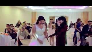 Неожиданное и красивое предложение руки и сердца на свадьбе в Оренбурге