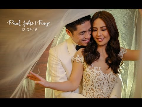 Paul Jake Castillo and Kaye Abad On Site Wedding Film by Nice Print Photography