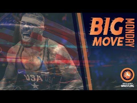Big Move Monday -- Jordan BURROUGHS (USA) -- 2017 World C'ships