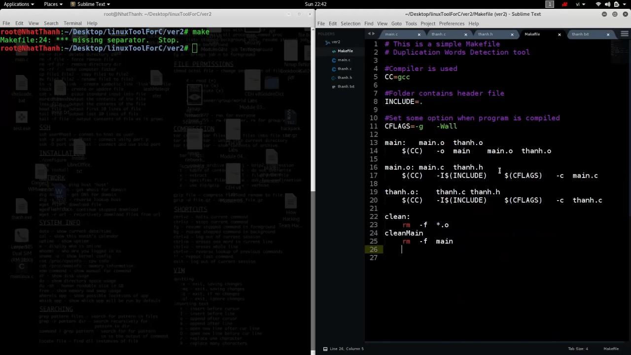[LẬP TRÌNH C TRÊN LINUX] Xây dựng chương trình trên linux với C language