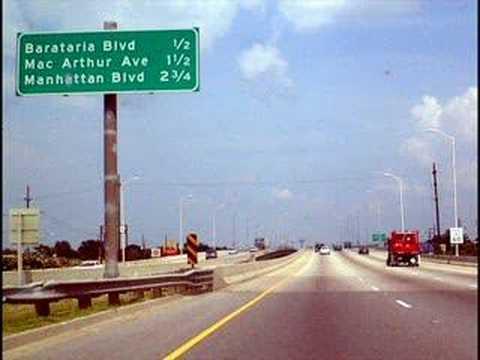 MC Thick - Marrero (1991 New Orleans Westbank Rap)