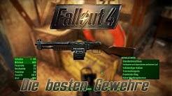 Fallout 4 Guide: Die besten Gewehre