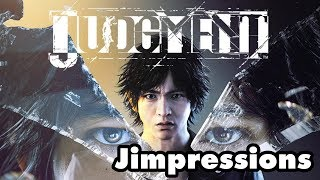 Judgment - Ass Catchem (Jimpressions) (Video Game Video Review)
