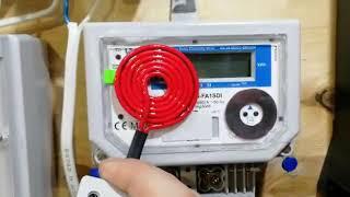 Остановка электро счетчика KÖHLER , AMS B1B,SAIMAN, ДАЛА .How to stop any electric meter