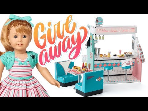 My Biggest Giveaway Ever - American Girl Doll