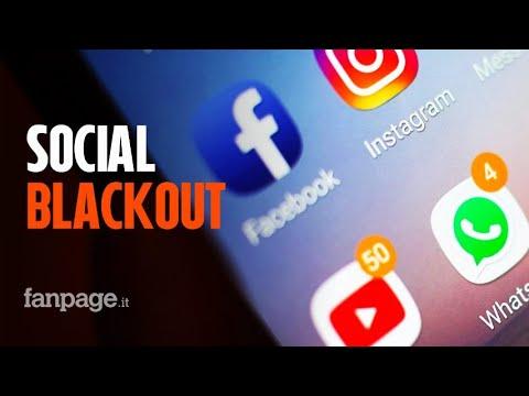 Facebook, Instagram e WhatsApp down: non sono stati hackerati