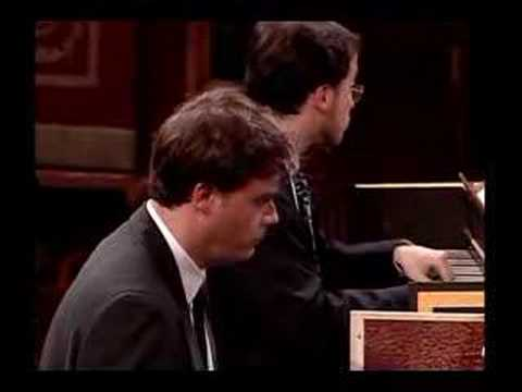 With Giardino Armonico: Bach Concerto for four keyboards in A Minor BWV 1065