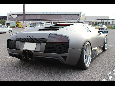 Lamborghini Murciélago from YouTube · Duration:  2 minutes 14 seconds