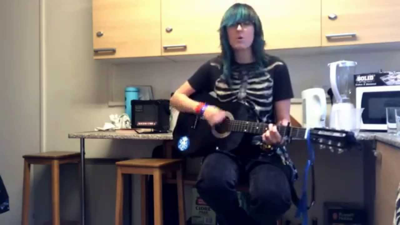 Emily - Bowling For Soup acoustic cover - YouTube