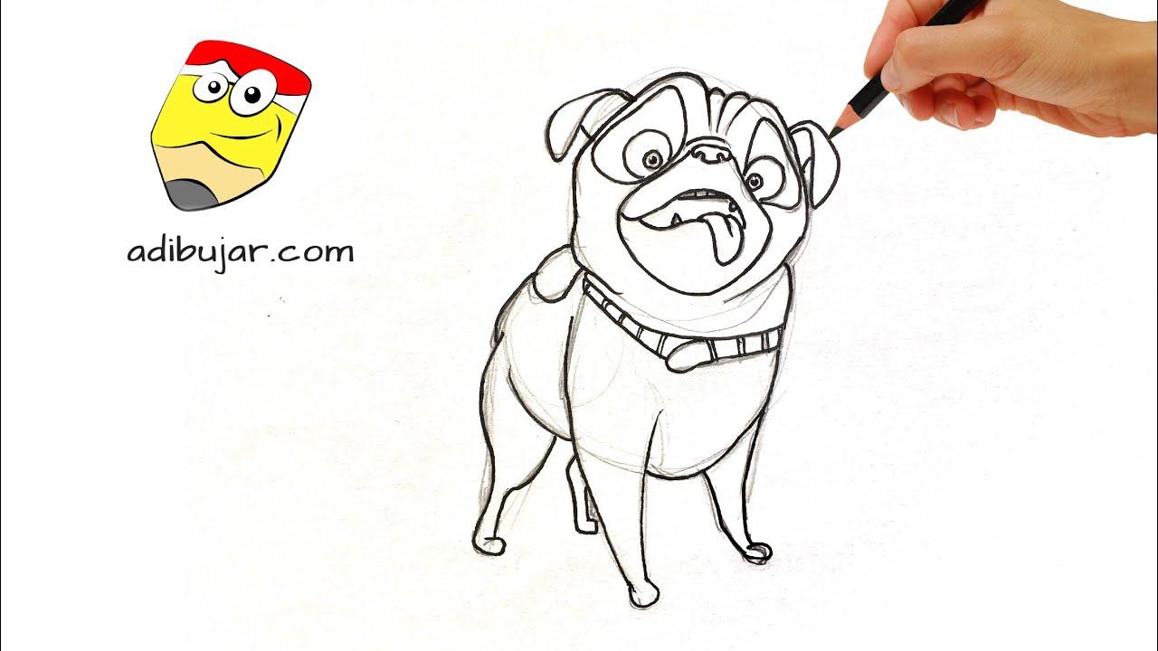 Operación Cacahuete: Cómo dibujar Preciosa | How to draw Precious ...
