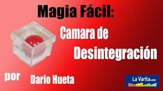 Video: Disintegration Chamber