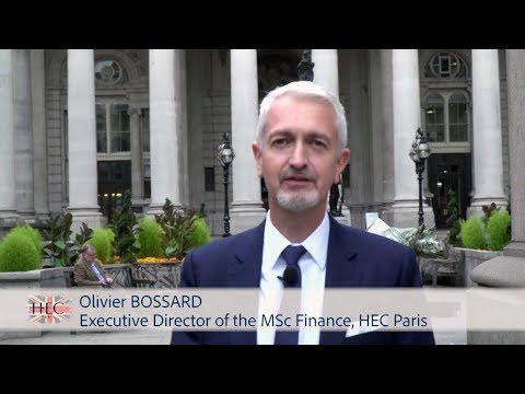HEC MSc Finance London Study Trip 2018