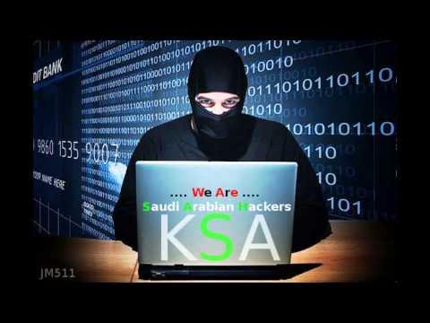 We Are Saudi Arabian Hacker - Anonymous Song