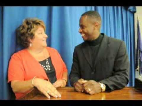 Dr. Adolph Brown & His Third Grade Teacher Explain Equity & Inclusion w/ a little Show &Tell
