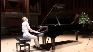 Johannes Brahms - Intermezzo Op. 118, No. 2 in A major - Olga Stezhko - Live at York University