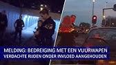 Bedreigd met een vuurwapen - Rijden onder invloed - Politie Delft