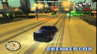 Обзор модов для GTA San Andreas #8 - Бот погрузчик.