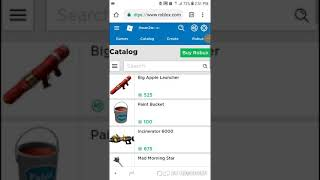 How to use gear on admins house on roblox and adroid
