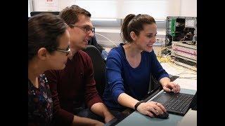Women in Science: CERN electronics engineer, Evangelia Gousiou thumbnail