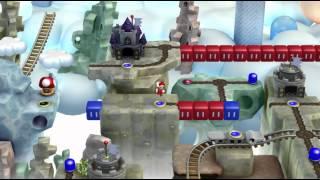 New Super Mario Bros. U 100% Speed Run (3:45:42)