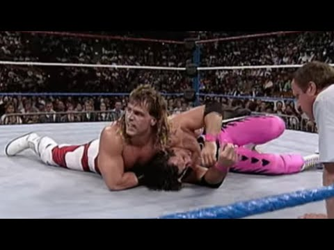 Bret Hart vs Shawn Michaels. From WWE Survivor Series 11/25/92 thumbnail