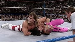 Bret Hart vs Shawn Michaels from WWE Survivor Series 11/25/92