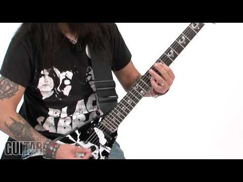 "Machine Head - Robb Flynn ""Locust"" Lesson Mp3"