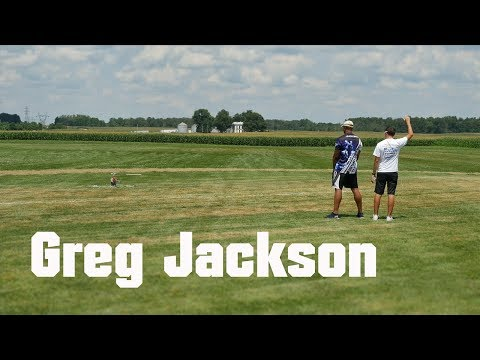 Greg Jackson F3N