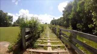 """The Hill in Hines Park (Drive) aka """"Dead Man's Hill"""" and Middle Rouge River (HD]"""