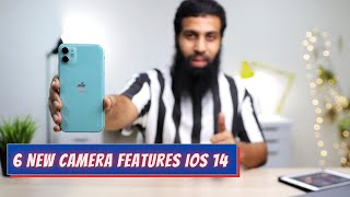 6 New Camera features of iOS 14 for iPhone