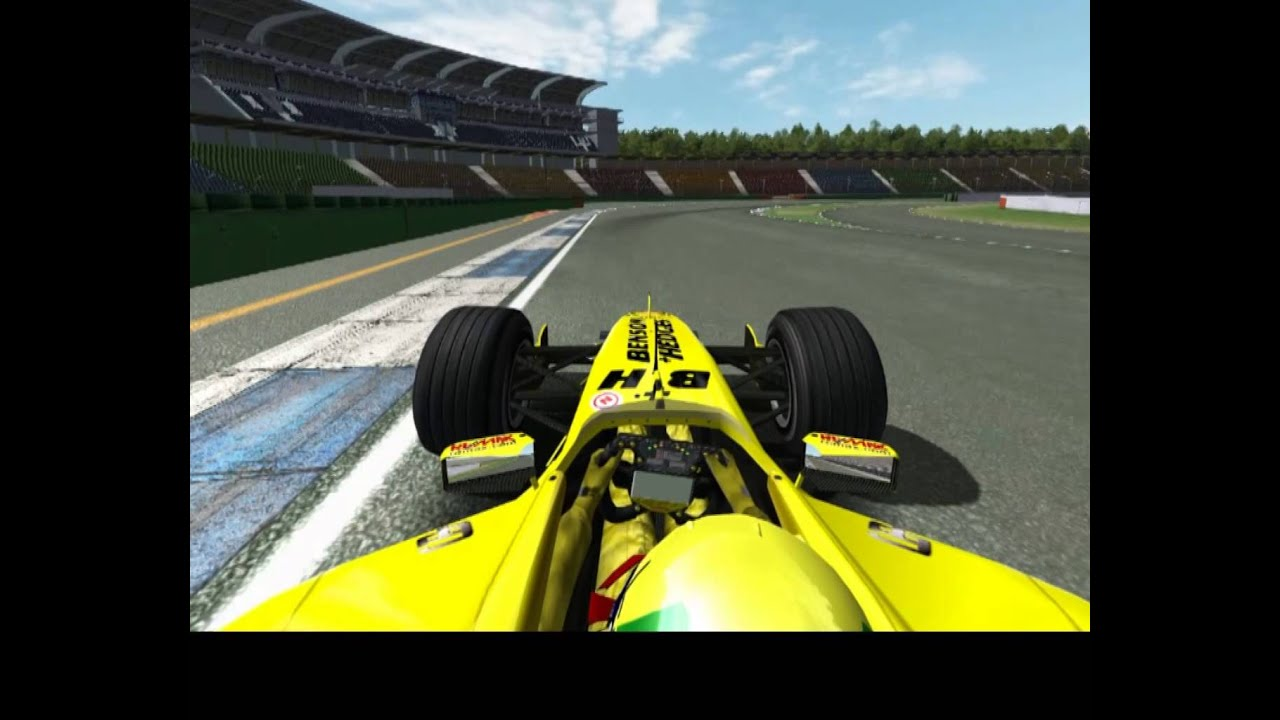 Rfactor F1 2001 Rmt Mod Download - linoaada
