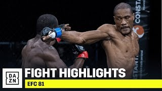 FULL CARD HIGHLIGHTS | EFC 81