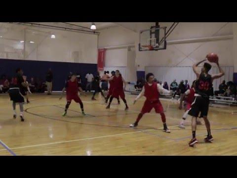 Flight Express Basketball vs EA Prep Stars Raymond 4-8-16