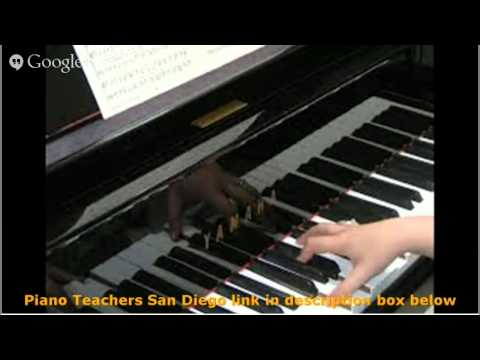 Piano Teachers San Diego Master The Piano In 30 Days