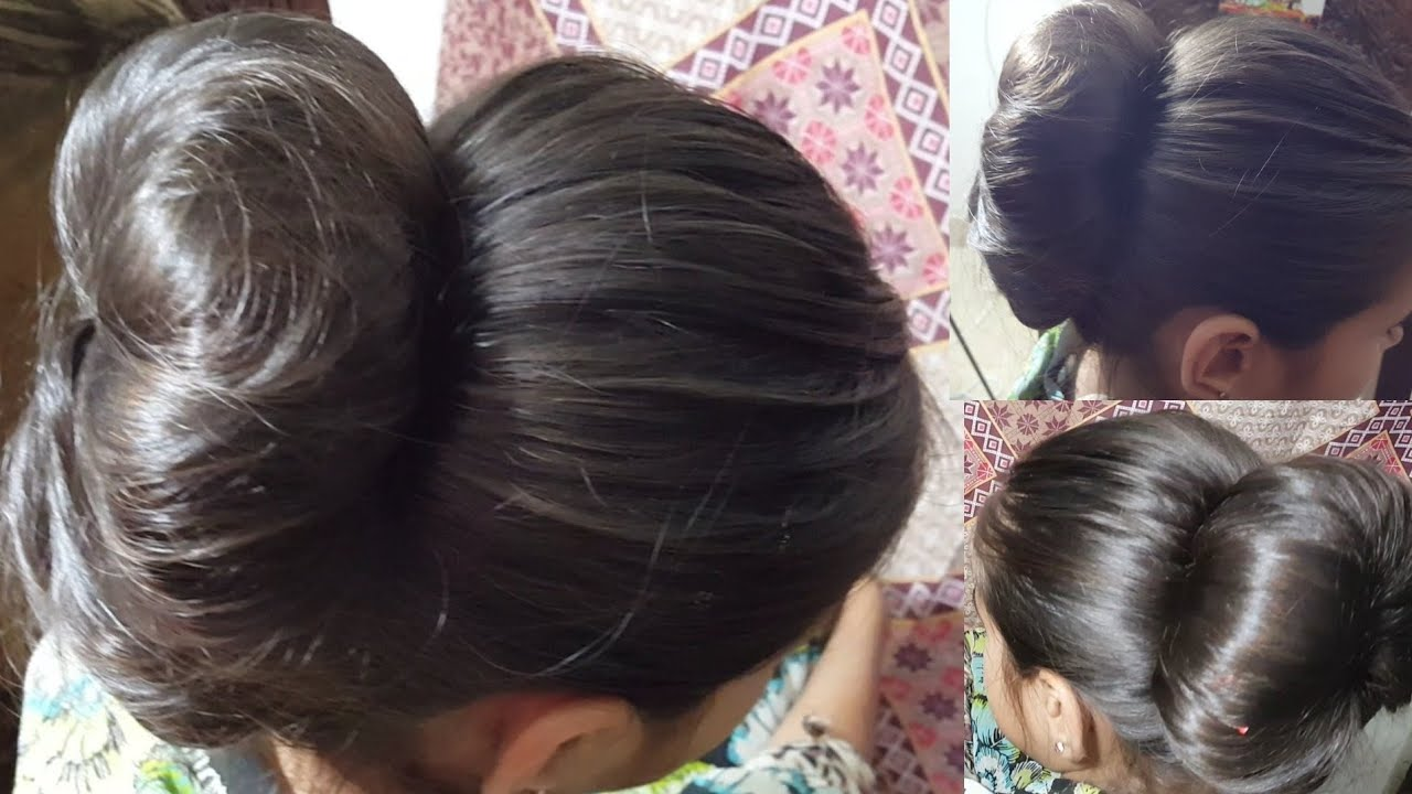 beautiful jora hairstyle stepstep | easy hairstyles at home