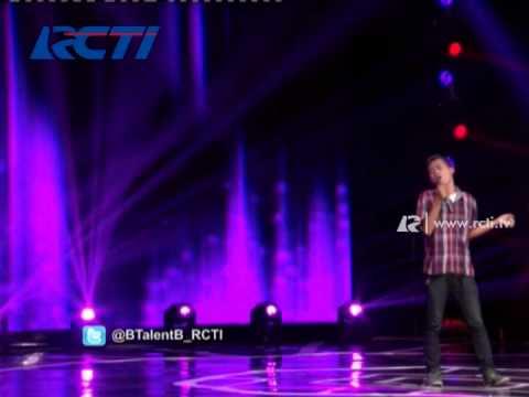 She's Gone By Putra  -  Bukan Talent Biasa 06 Mei 2014