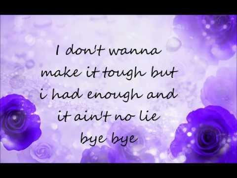 Nsync Bye Bye Bye (Remix) Lyrics