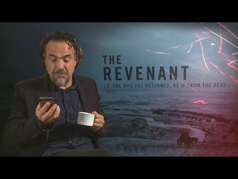 The Revenant director's daughter hangs up on him in interview