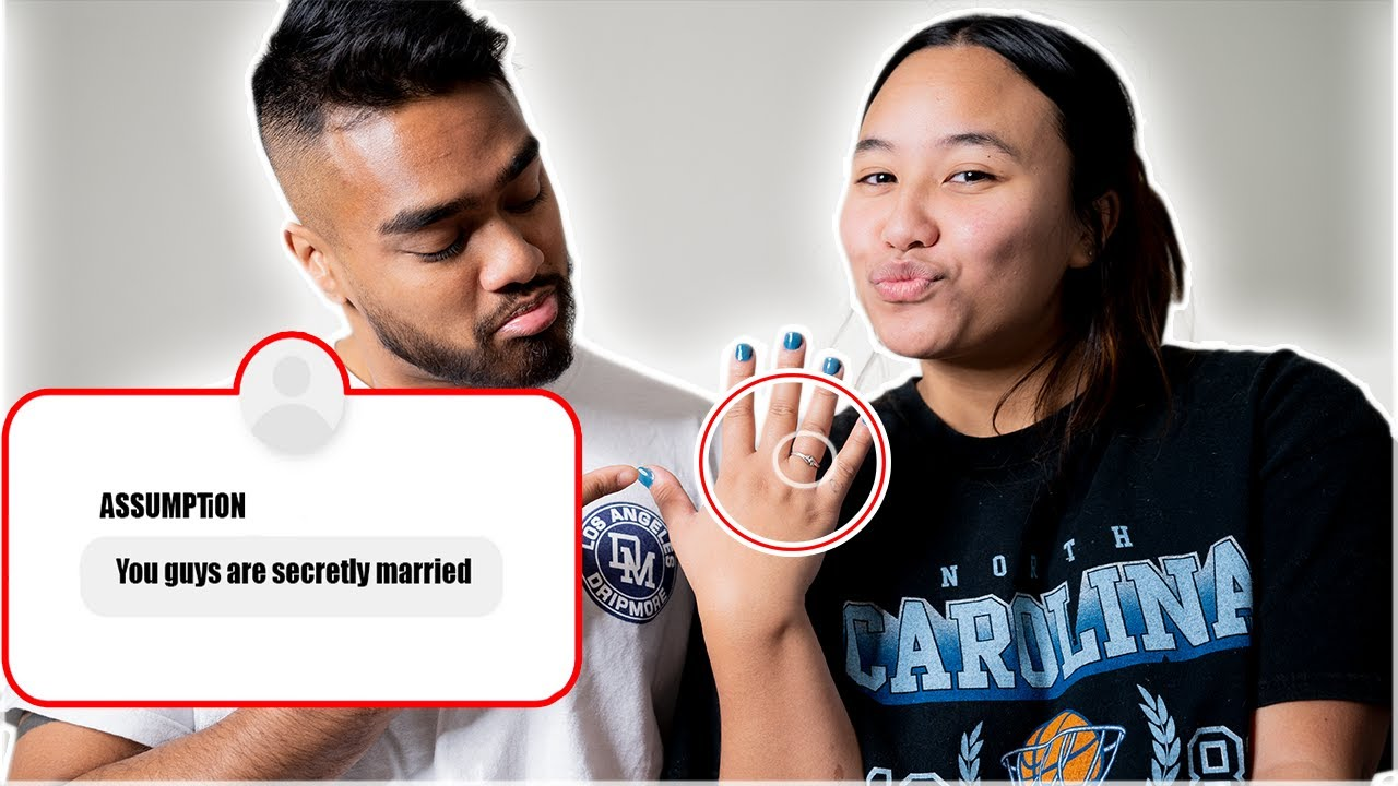 Answering Your WILD Assumptions About us! | Aileen and Deven
