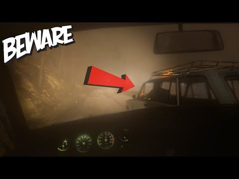 BEWARE - NEW CAR *HUGE UPDATE* (Scary Driving Game)