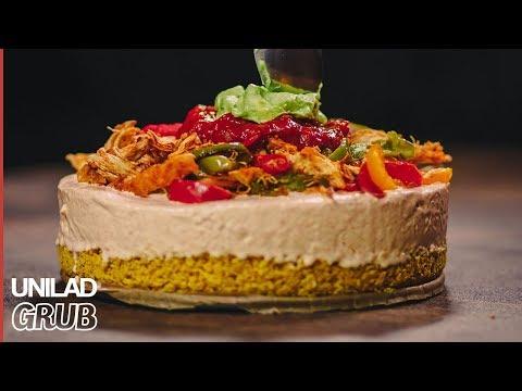 How To Make... Fajita Cheesecake | UNILAD Grub