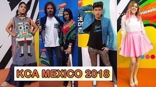 Mejor y Peor Vestidos de PREMIOS LOS KIDS' CHOICE AWARDS (KCA) MEXICO 2018 | LOS POLINESIO - JUKILOP
